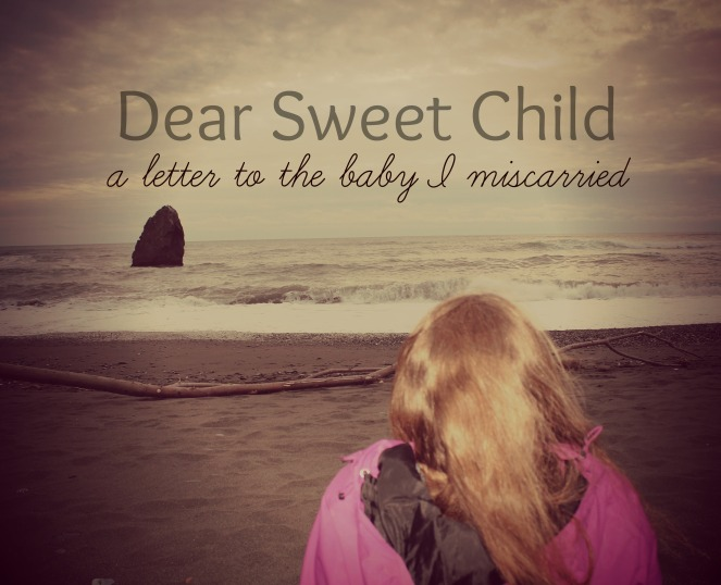 dear sweet child