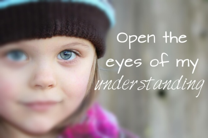 Eyes of Understanding